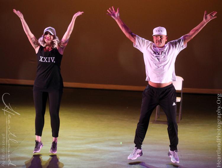 Dancing with Salina Stars 2017-Kati Tremblay-Jim Hughes