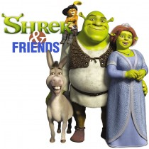 Shrek & Friends Day Camp