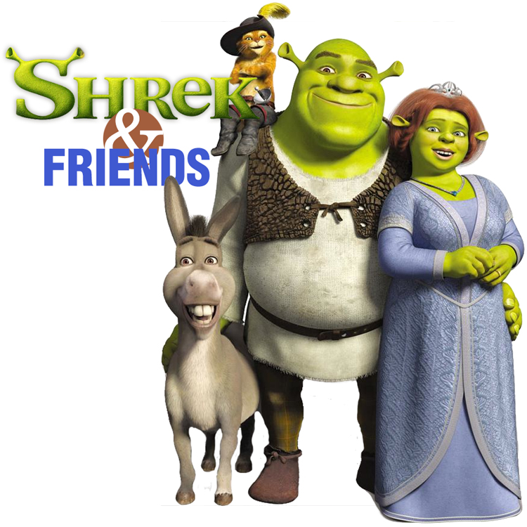 Shrek & Friends