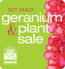 SCT Guild flower sale