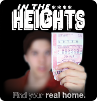 In the Heights<br><small>Presented in partnership with Kansas Wesleyan University</small>