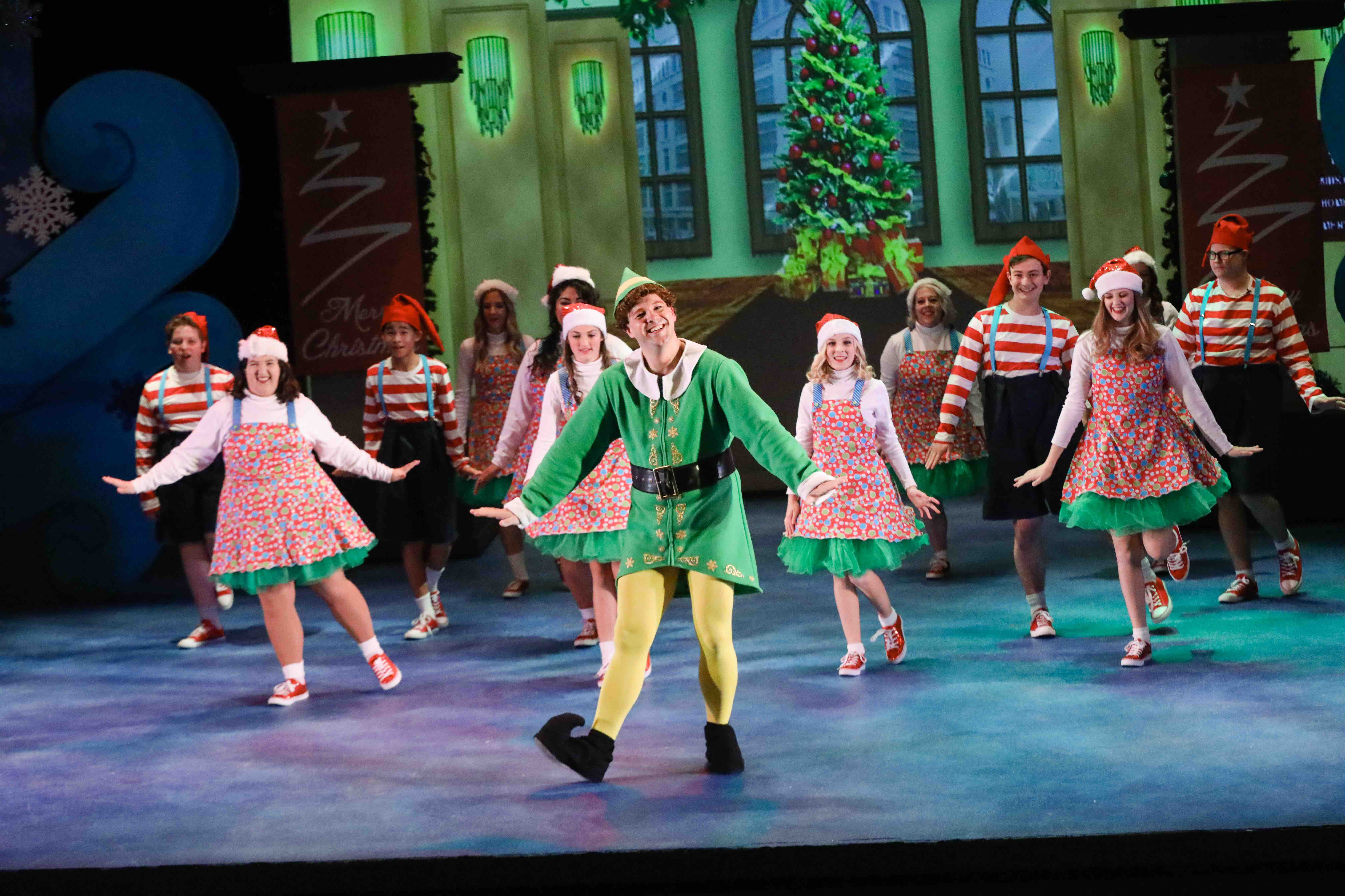 Elf: The Musical – Salina Community Theatre