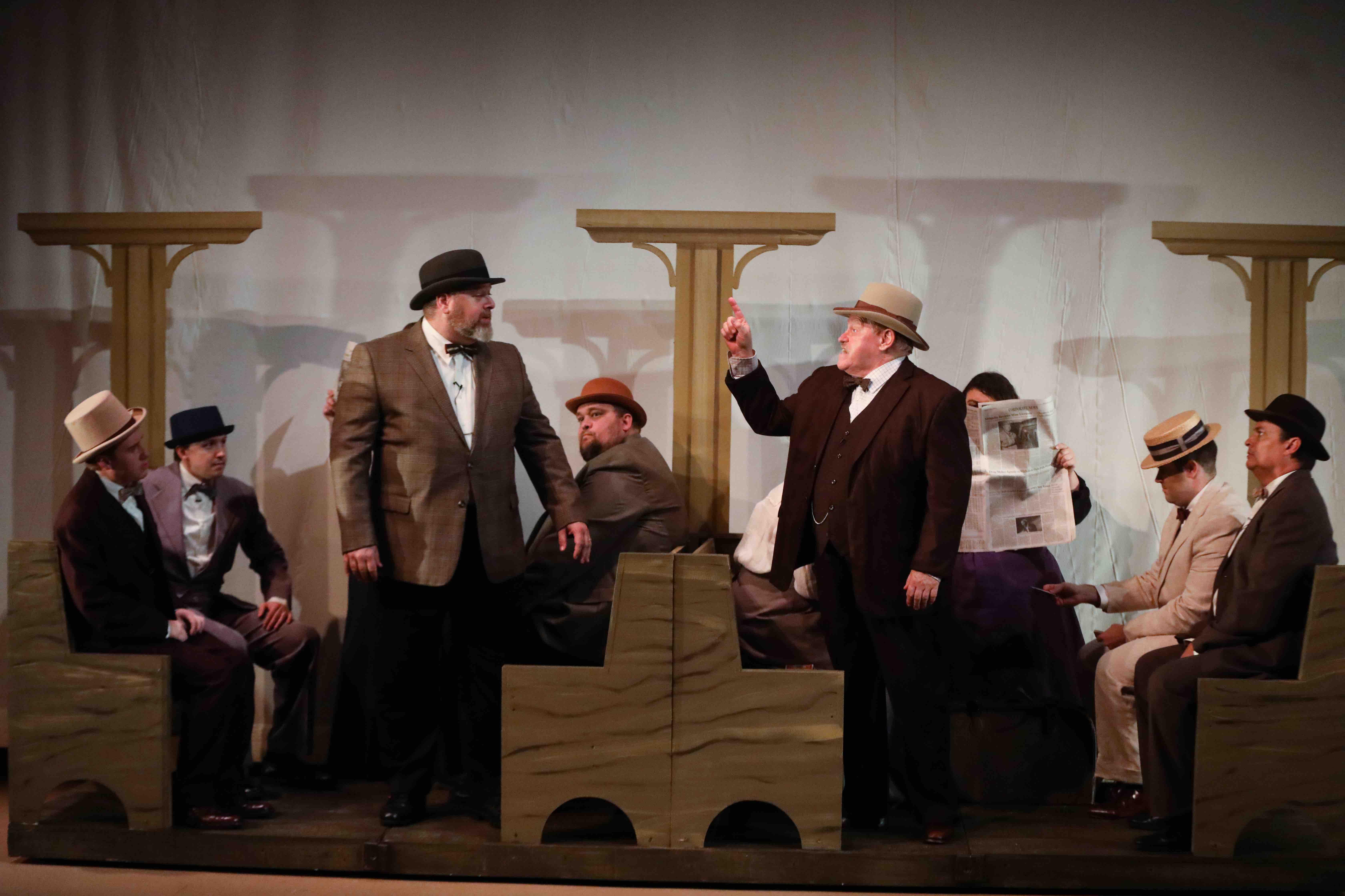 2018-2019 CTA – Salina Community Theatre